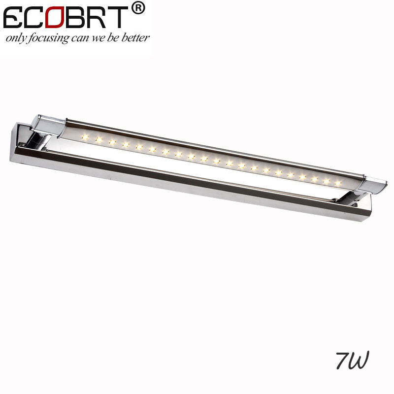 7w Lamps Promotion 2016 Stainless Steel Modern Bar Wall Light Led Indoor Bedroom Lamp Luminaire