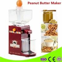 Home Use 220V Peanut Butter Machine Small Electric Sauce Pressing Machine Peanut Butter