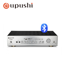 Bluetooth karaoke mixer amplifier 320w home audio receiver 2 channel av amp aucio receiver for oupushi home theatre system