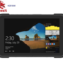 Rugged industrial Tablet PC Waterproof Mobile Computer Windo