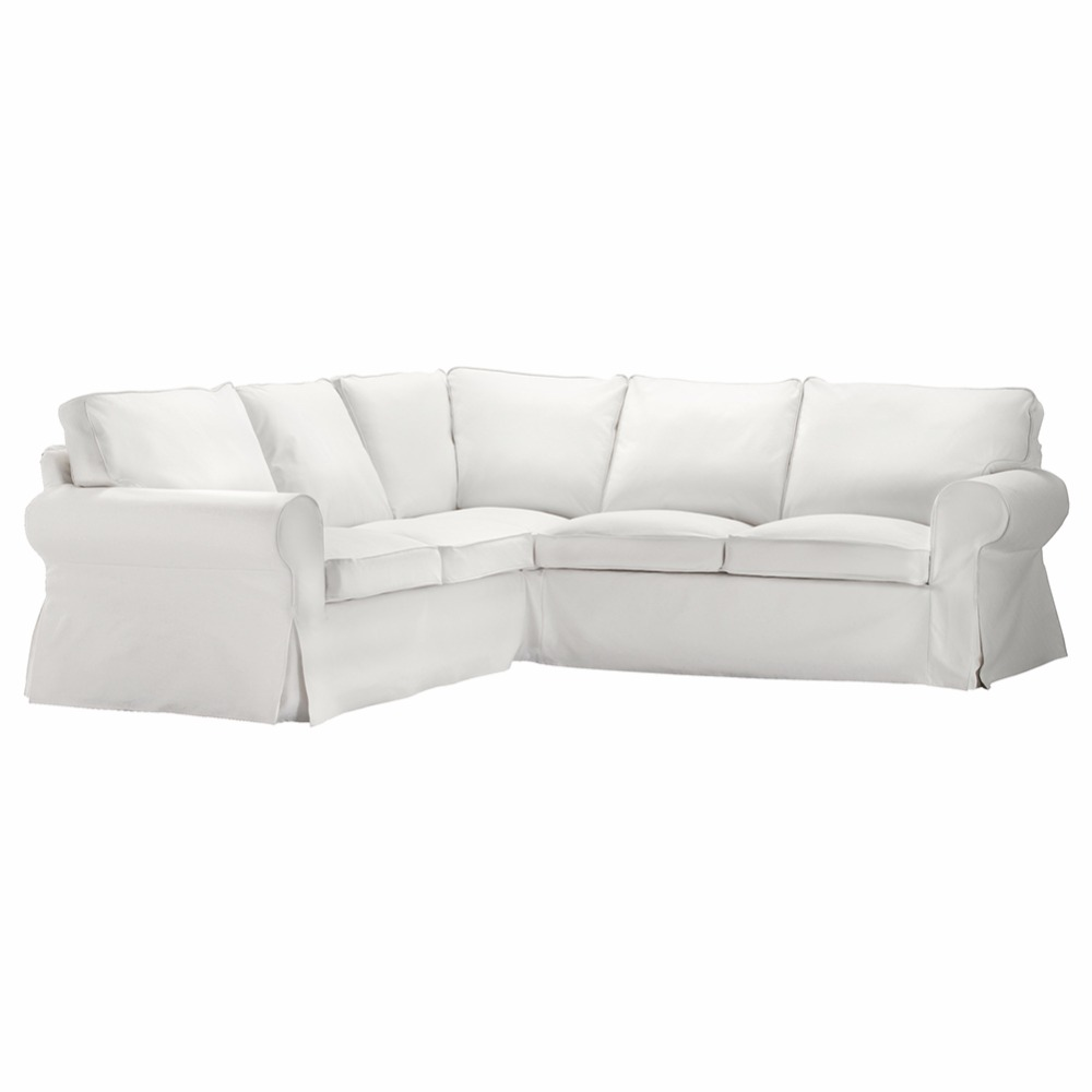 EKTORP Corner Sofa Slipcovers Brand Customized Sofa Cover High  Quality(China (Mainland))