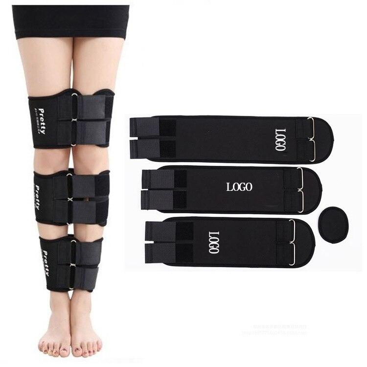 3pcs/set Effective O/X Type Leg Corrector Legs Knee Valgum Straightening Correction Band Posture Corrector Beauty Leg Band Belt