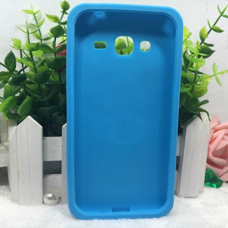 Case For coque Samsung Galaxy J3 New 3D Cartoon Lovely Stitch Soft ...