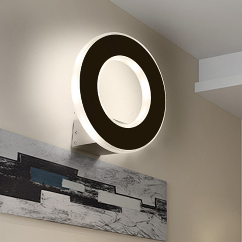 Modern Wall Mounted Light For Living Room Foyer Bed Dining Room Lamps Led Bathroom Lights Fixtures