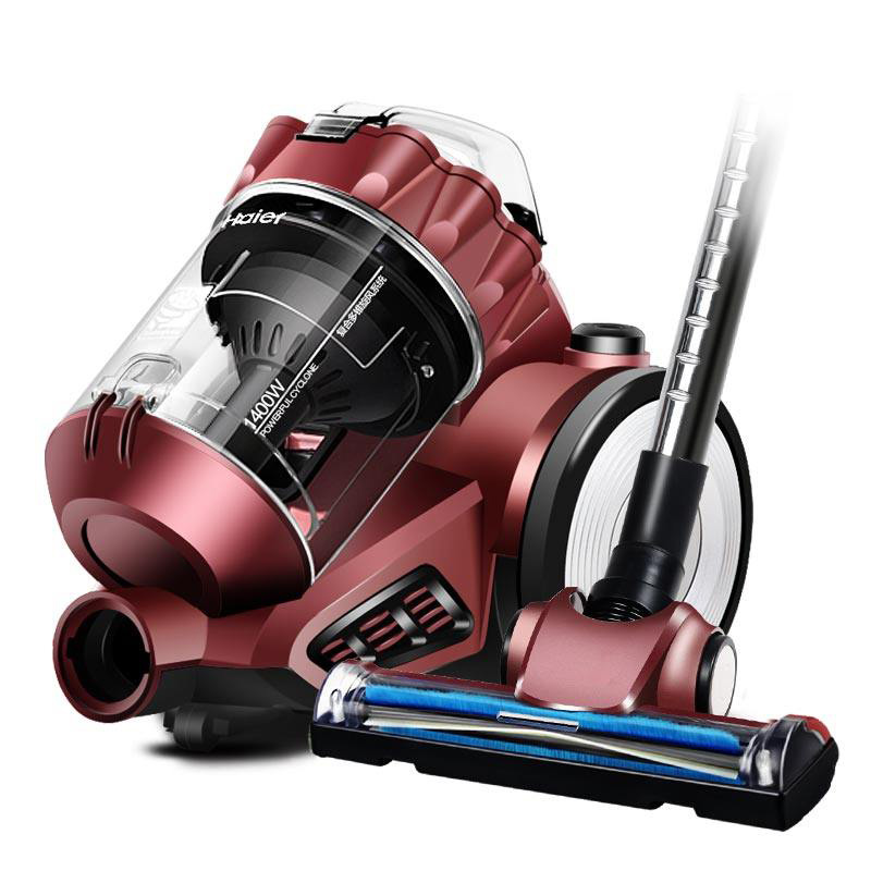 Haier HC-X3C Vacuum Cleaner Home Strong In Addition To Mites High Power Mini Super Sound-off Hand Hold Carpet Horizontal Cleaner deerma acarid killing machine mini portable hand hold ultraviolet sterilization vacuum cleaner 350w strong suction cm900