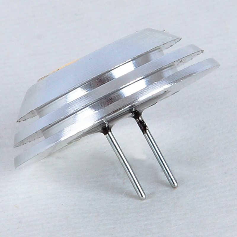 G4 супер яркий светодиодный НЛО в форме зонта светильник светодиодный G4 свет мини светодиодная лампа-кукуруза DC12V COB светодиодный мощная лампа 25*18 мм