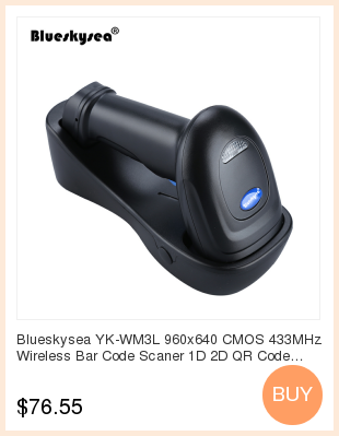 1D Android Scanner Wireless 24
