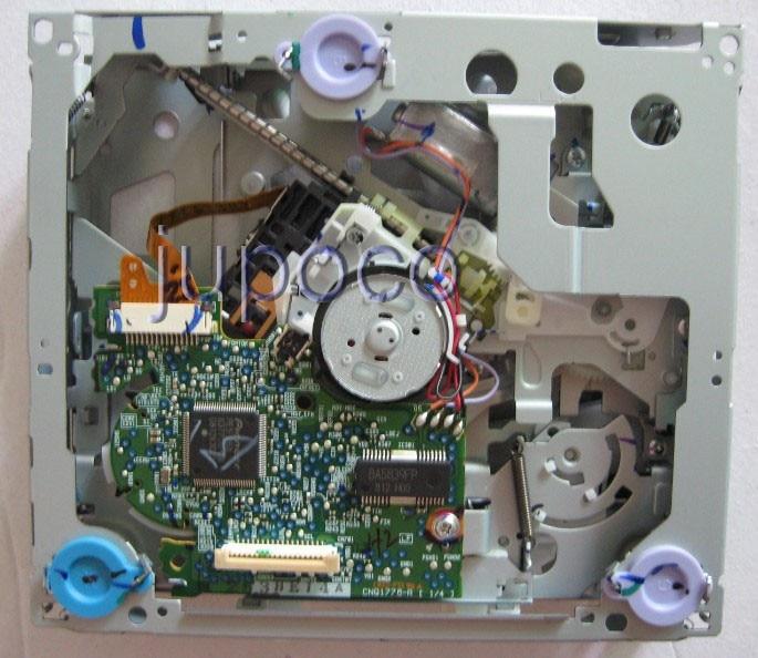 100% Brand New Car audio single disk CD loader CXX-1850 vp7amf 18c21-AA