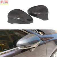 Carbon Fiber Rear View Side Mirror Cover For Lexus NX IS LS 2013 2016 CT 2011