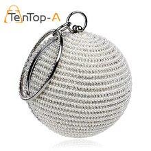 TenTop A font b Best b font Price Women s Pearl Beaded Diamond Tellurion Evening Bag