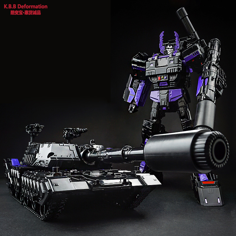 Alloy Version Megatron Figures Model Robot Deformation TANK Cars 29CM Autobots Action Toys Boy Kids Children