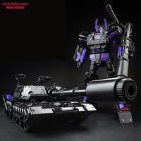 Alloy Version Megatron Figures Model Robot Deformation TANK Cars 29CM Autobots Action Toys Boy Kids Children New Years Gift