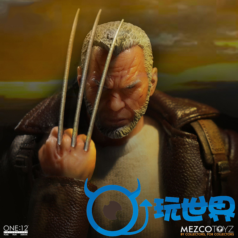 Full set doll The Man Comes Around 1/6 Scale old Wolverine Logan Old Man Logan doll Action Figures doll toy Colletible with box 1
