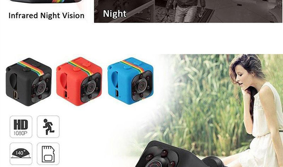 Mini Camera 1080P Night Vision 21