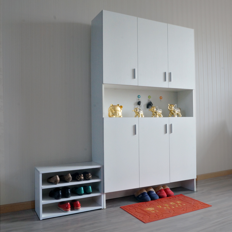 European Shoe Rack Cabinet Living Room Entrance Dining Hall Lockers Side  Minimalist High Capacity Storage Cabinets In Shoe Cabinets From Furniture  On ... Part 87