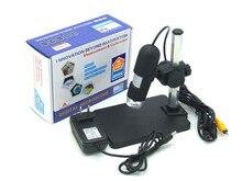 Buy online New Model HD 2MP 1-50X/800X  AV Digital Microscope Handheld Endoscope