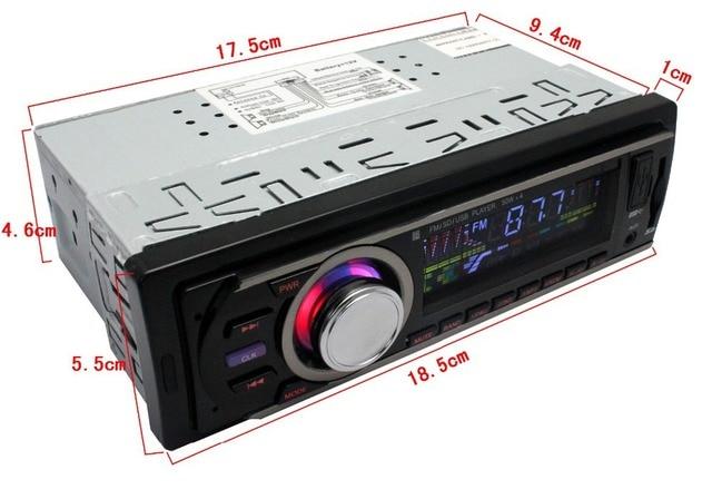 no cd car stereo