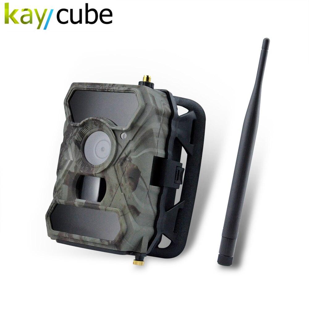 Мобильный телефон приложение Управление открытый Камеры Скрытого видеонаблюдения 3G дикой природы камеры MMS Охота вне камеры 3G дикий охотни