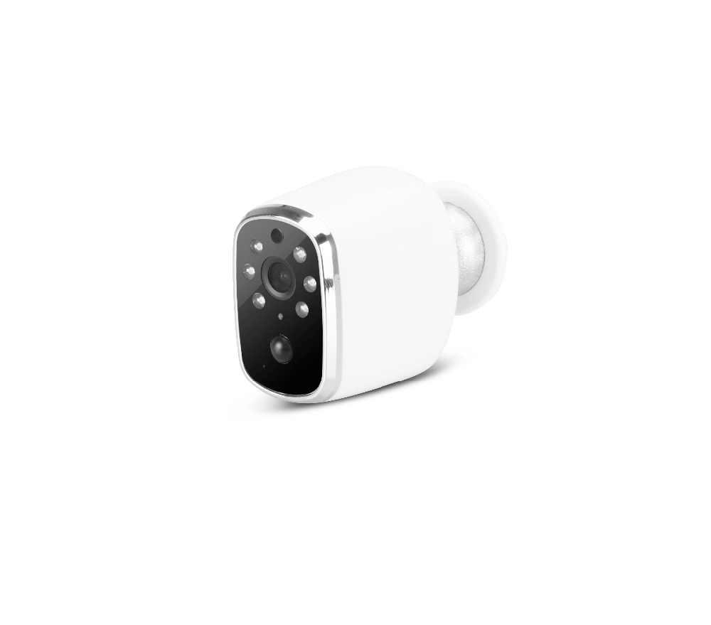 720 P WIFI IP камеры Батарея Перезаряжаемые беспроводной ip-камеры видеонаблюдения Поддержка P2P удаленного просмотра Двусторонняя аудиосвязь, круглые инфракрасные сетевые камеры
