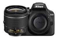 Neue Nikon D3400 24,2 MP Digitale Slr-kamera Körper & AF-P DX 18-55mm Objektiv Kit