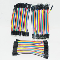 120pcs Dupont 10CM 2 54MM Wire Male To Male Male To Female Female To Female Jumper