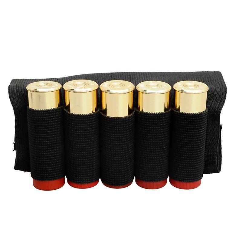 Utomhus Airsoft Rifle Shotgun Shells 5 Buttpatroner Lager Shell - Jakt - Foto 2