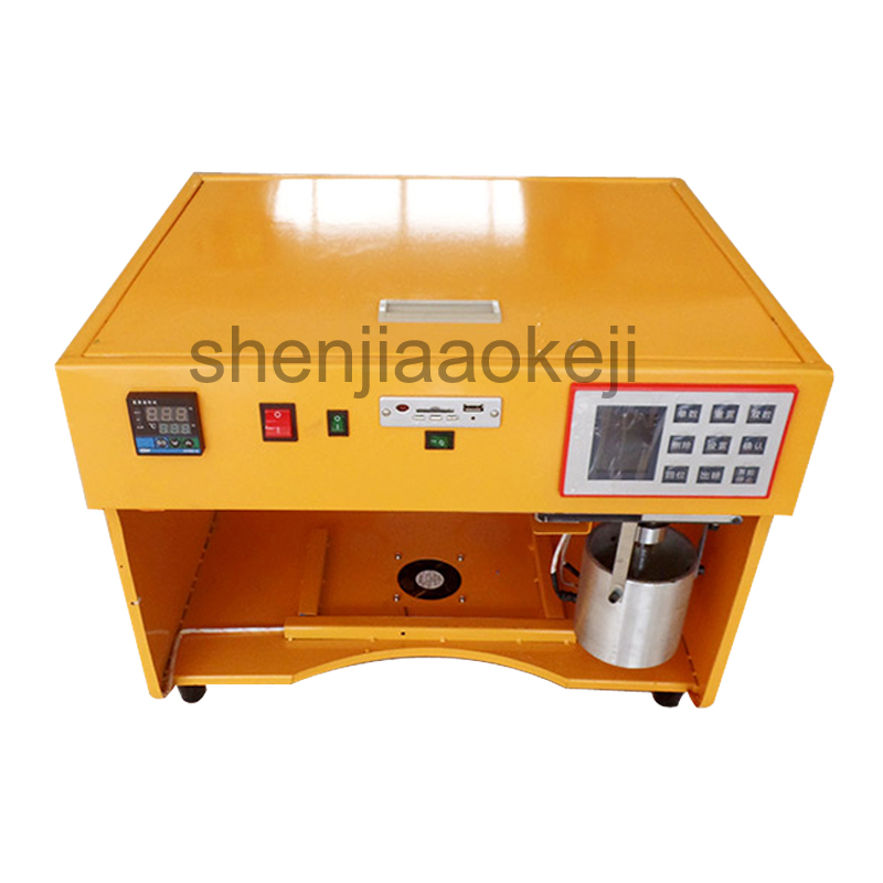 Sugar painting machine automatic commercial intelligent small Sugar Man MachineTool sugar machine New 220V50HZ 600W 1PC Food Processors     - title=