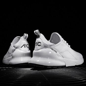 Zapatos de seguridad de acero estándar europeos de marca caliente para hombre, zapatillas ligeras,