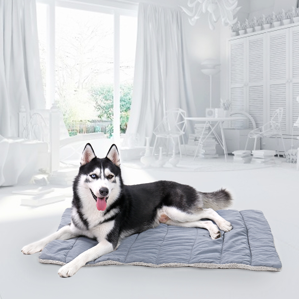 Foldable Dogs Pets Mat indestructible dog bed
