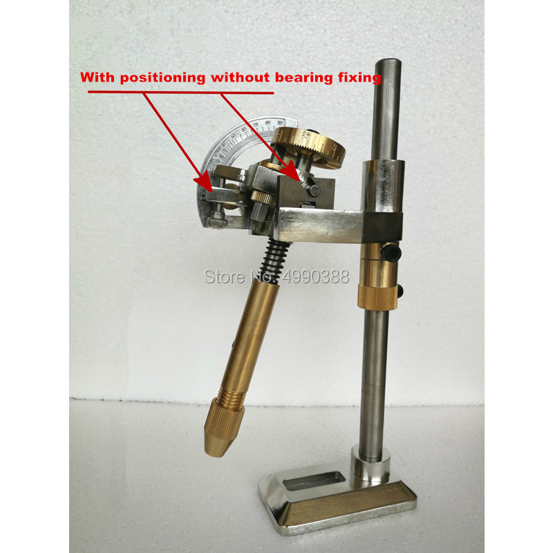 Free shipping Jade Grinding Faceted manipulator Gem Faceting Machine Jewel Angle milling polishing machine