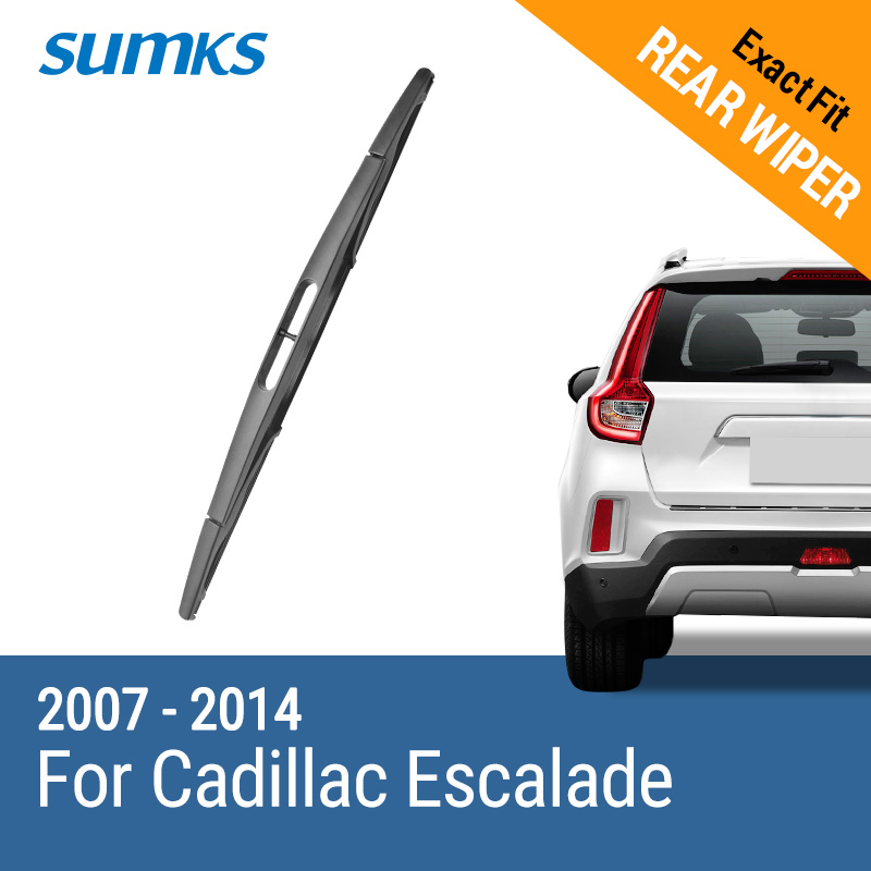 SUMKS Rear Wiper Blade for Cadillac Escalade 2007 2008 2009 2010 2011 2012 2013 2014