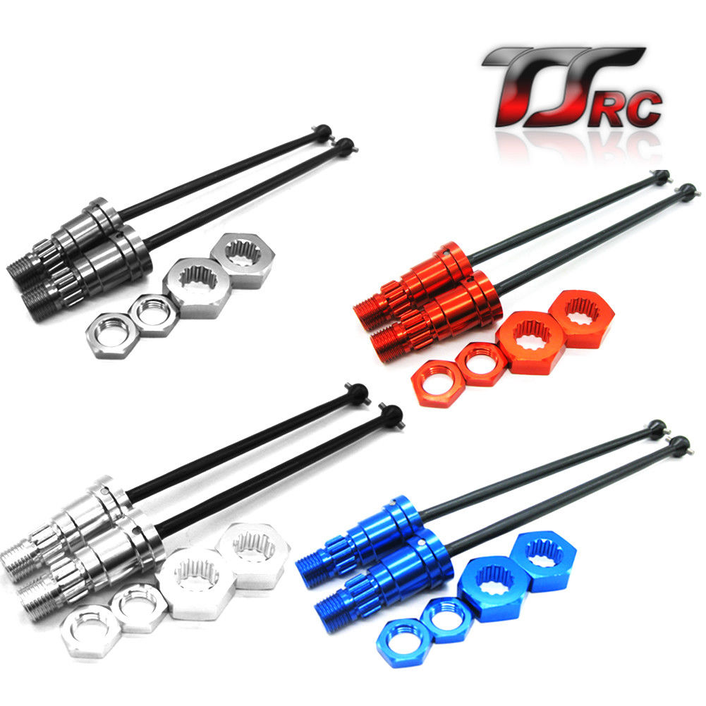 Alloy Front and Rear Drive Shaft For 1 5 Traxxas TRX X Maxx XMAXX