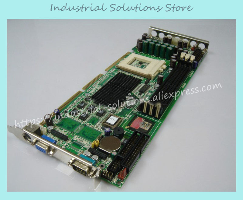 Industrial Board PCA-6181 REV.A1 Fan 100% tested perfect industrial board pca 6159 rev a2 ipc board ipc board 100% tested perfect