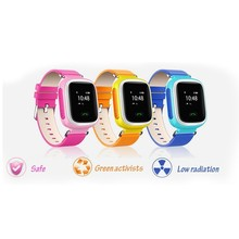 Q70 español idioma kids smart watch reloj sos dispositivo de localización de llamadas tracker for kids anti perdido monitor relojes inteligentes