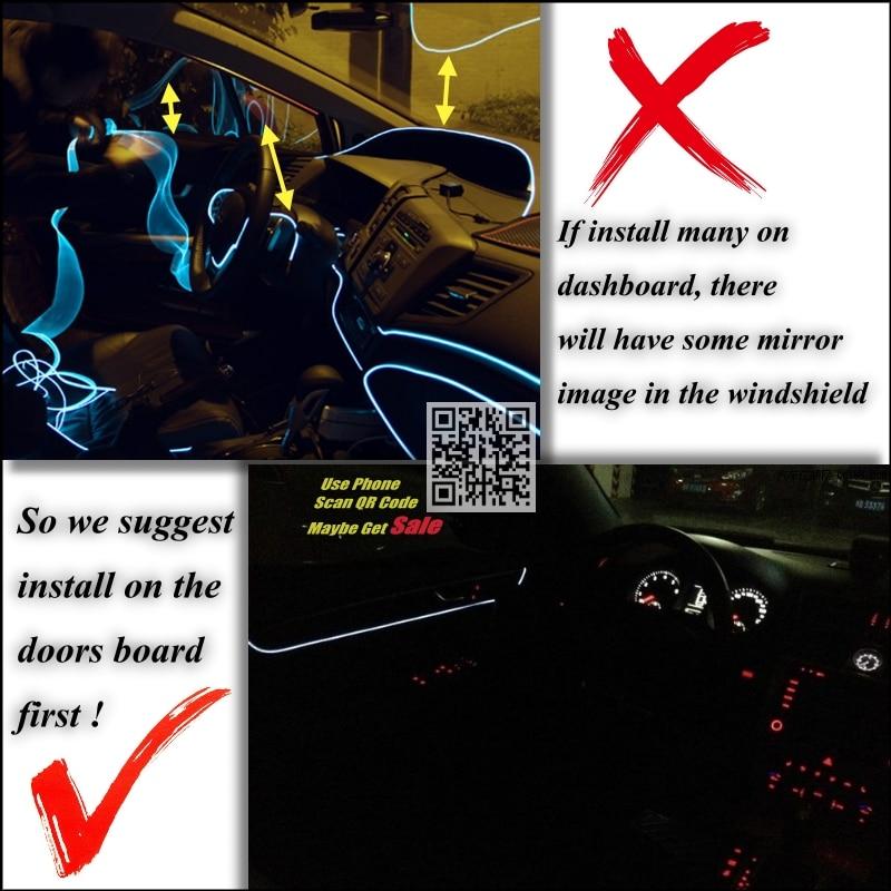 Nissan X-Trail X Trail XTrail Avtomobil İnteryer üçün Ətraf - Avtomobil işıqları - Fotoqrafiya 5