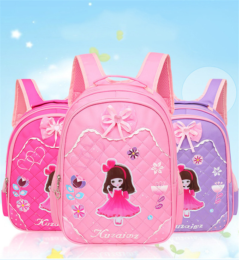 53122b3aae Cute Printed Kids Bags School Bag Children Backpack Kindergarten Backpack  kid School Bags Satchel for Girls Bolsa Escolar