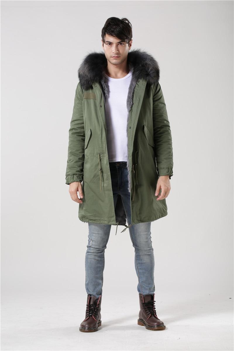 Popular Mens Fur Parka-Buy Cheap Mens Fur Parka lots from China ...