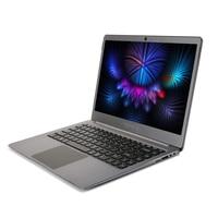 14 inch Ultrathin Metal Laptop Intel Quad Core CPU 6GB RAM 64GB SSD Windows 10 System 1080P Full HD Notebook Computer PC