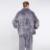 Pijamas de Los Hombres Otoño Y el Invierno de Franela Engrosamiento Caliente de Colchón De Terciopelo Visón ropa de Dormir Conjunto Más Tamaño 5xl Desgaste 150 KG