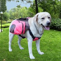 Hiking Camping Big Dogs Bag Training Pet Carrier Product Pack Dog Bag Outdoor Saddle Backpack Medium