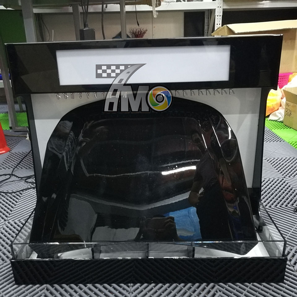 Large TPU PPF Films Car Paint Protection Film Water Repellent Performance Display Hydrophobic Test Machine MO-621