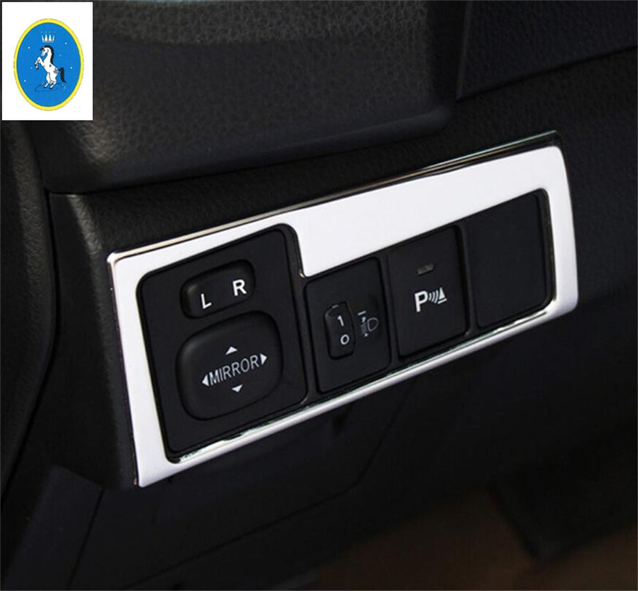 For toyota corolla 2014 2015 2016 stainless steel interior - 2015 toyota corolla interior lights ...