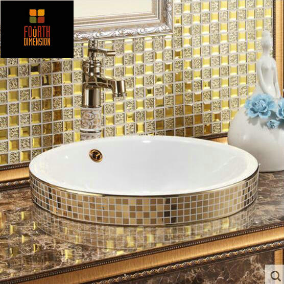 Online Buy Wholesale Mosaic Sink From China Mosaic Sink