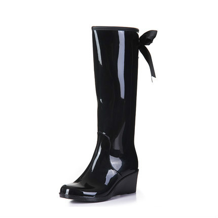 Rain Boots with Ribbons Reviews - Online Shopping Rain Boots with ...