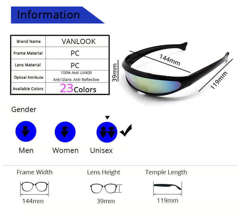 d884850ed0 Deal With It Sun Glasses One Piece Sunglasses Men Women Black Bar ...