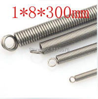 1 8 300mm Metal 304 321 316 Stainless Steel Torsion Extension Tension Spring Springs Hardware