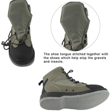 Men's fly Fishing Hunting Shoes Breathable chest Waterproof Outdoor Anti-slip Wading Waders boots for men
