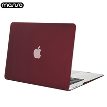 MOSISO Clear Crystal Case for Macbook Air 13 Laptop Cover Pro Retina 12 15 Touch Bar 2018 New Mac Air13 inch