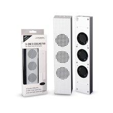 Охлаждающий вентилятор для Xbox One S с 2 usb-портами и 3 H/L регулировкой скорости Охлаждающие вентиляторы кулер для Xbox One тонкая игровая консоль