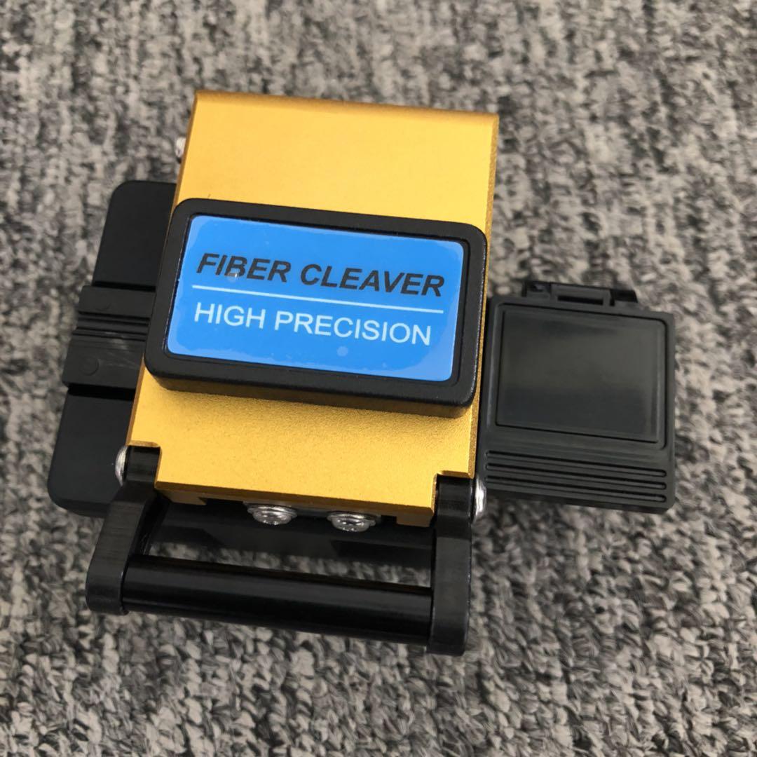High quality original I3 X97 X86 fiber fusion splicer ftth fiber cutting knife Fiber CleaverHigh quality original I3 X97 X86 fiber fusion splicer ftth fiber cutting knife Fiber Cleaver